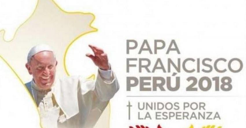 PAPA FRANCISCO EN PERÚ: Niñas y niños del programa Cuna Más le dan la bienvenida al Perú - www.papafranciscoenperu.pe