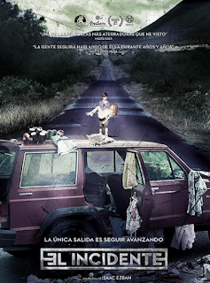 El Incidente [2014] [DVD5] [Latino]