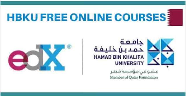 دورات مجانية في مختلف المجالات تقدمها جامعة حمد بن خليفة بشواهد مجانية ومعتمدة