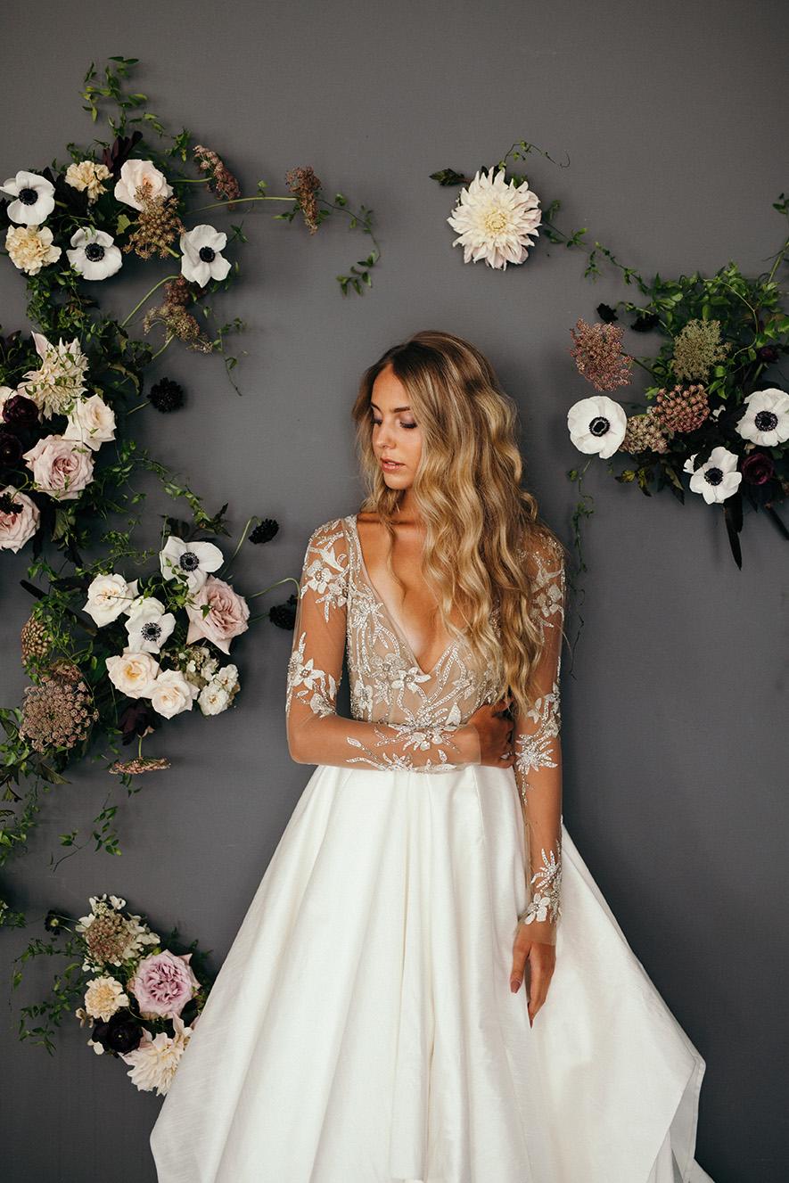Top 25 Designer Wedding Dresses 2018 Explore Weddings Ideas