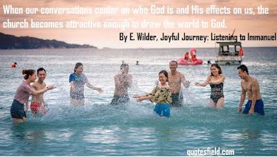 Joyful Journey Quotes