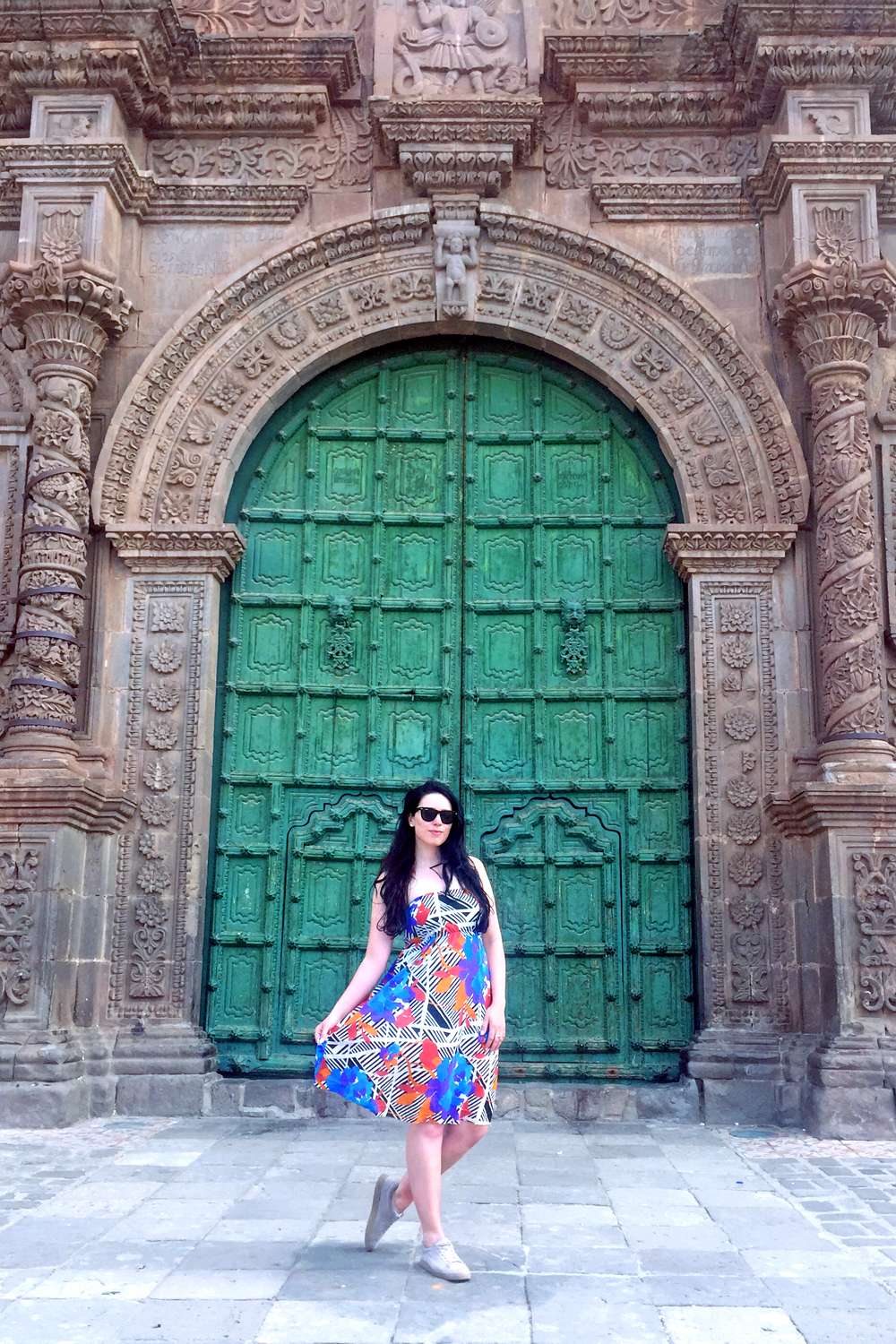 Cathedral Basilica of St. Charles Borromeo, Puno, Peru - travel & culture blog