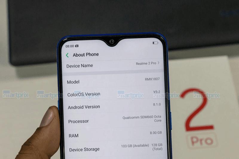 Realme 2 Pro will come with massive 8GB RAM!
