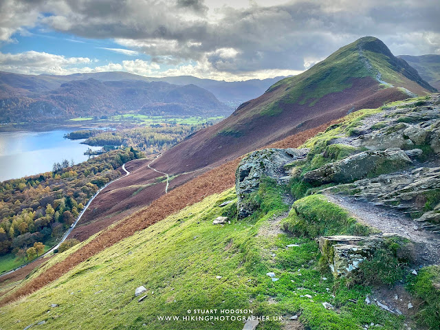 Catbells where to park the car parking