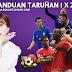 PANDUAN BERMAIN TARUHAN 1X2