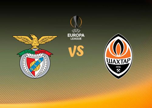 Benfica vs Shakhtar Donetsk  Resumen