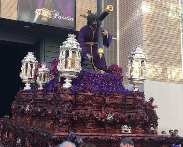 Se aplazan los actos del aniversario de Pasión de Almería
