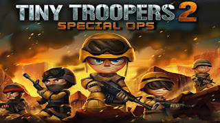 games ofline perang Tiny Troopers 2: Special Ops