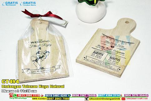 harga souvenir talenan kayu unik