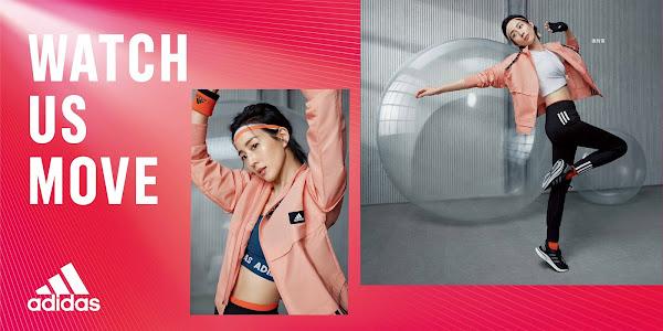 擁抱女性專屬的38女王節,adidas推出全新女子運動裝備系列,邀請代言人張鈞甯率先演繹,號召新時代女性共同透過運動表達自我,無所畏懼自信展現魅力