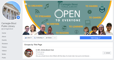 C-SPL Online Book Club