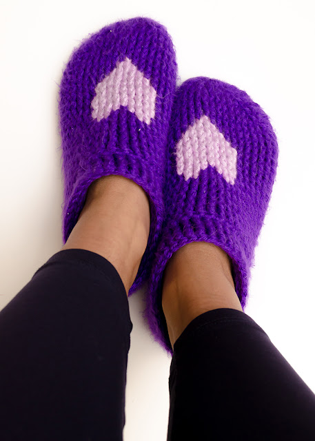 Free Crochet Pattern House Slipper
