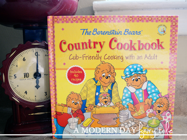Cooking with Kids: A Berenstain Bears Country Cookbook Review