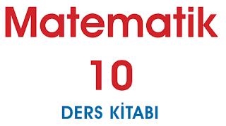10. Sınıf Matematik MEB Yayınlar