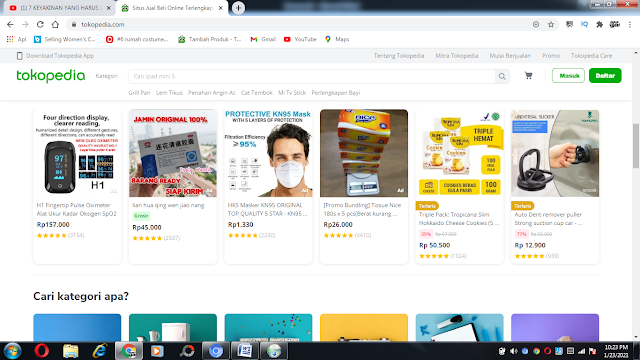 produk laris di marketplace