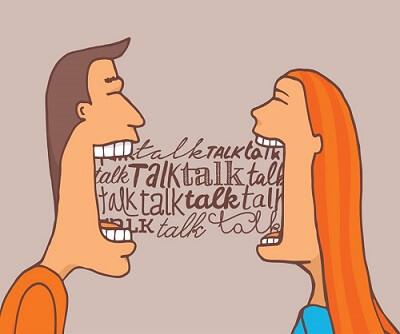 Talkative Much