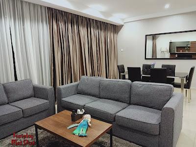 Homestay Airbnb murah Johor Bharu Nusajaya Iskandar