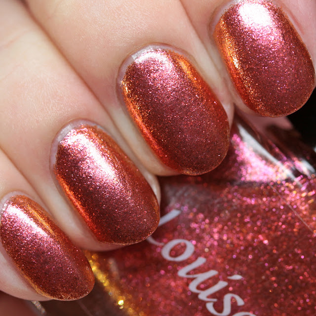 Louise Lacquer Hot Toddy
