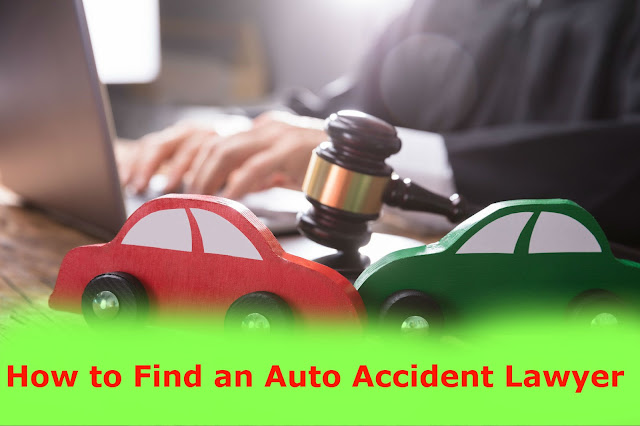 How to Find an Auto Accident Lawyer