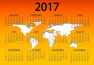 calendar 2017 india with holidays and festivals