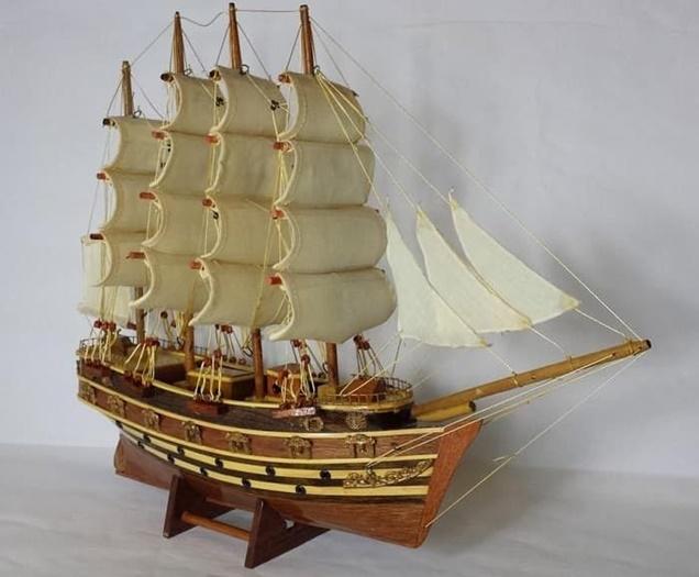 เรือสำเภาจีน (เรือสำเภาไม้)