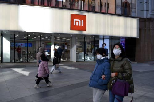 After the ban in the Trump era Xiaomi breathed a sigh of relief