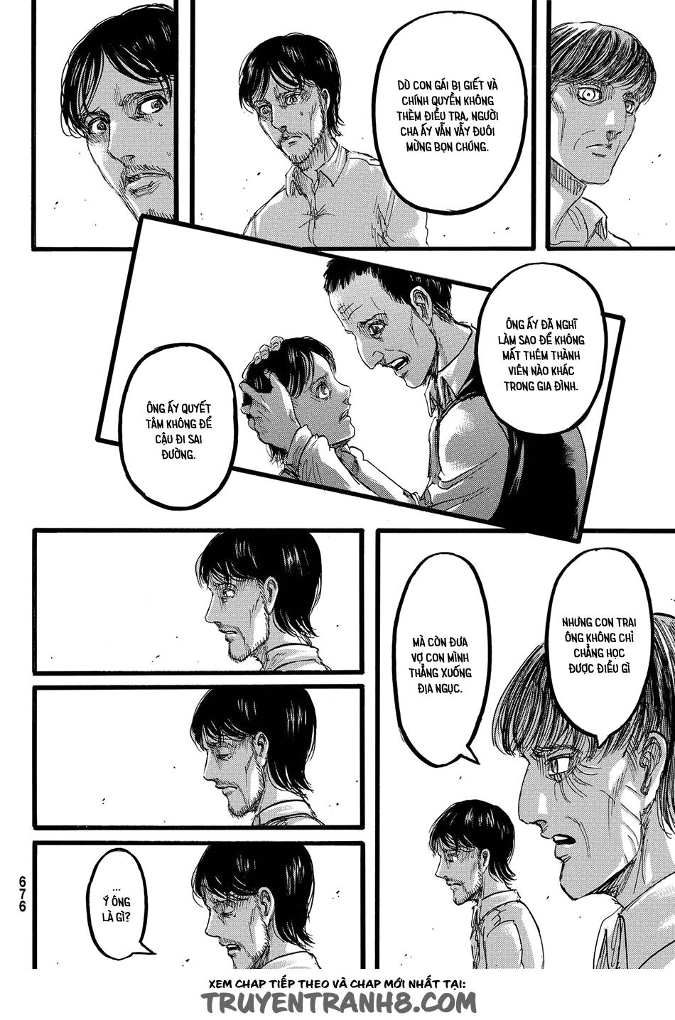 Shingeki no Kyojin - Attack on Titan Chap 88 page 34 Congtruyen24h