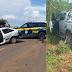 Grave acidente de trânsito na BR 285 deixa feridos
