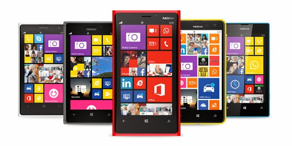 Nokia Lumia Black update starts rolling out