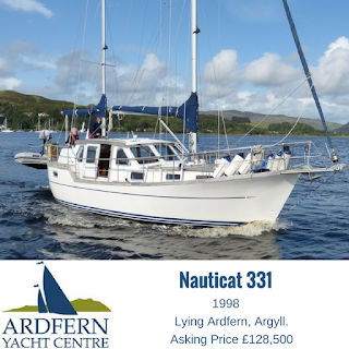 Nauticat 331 for sale