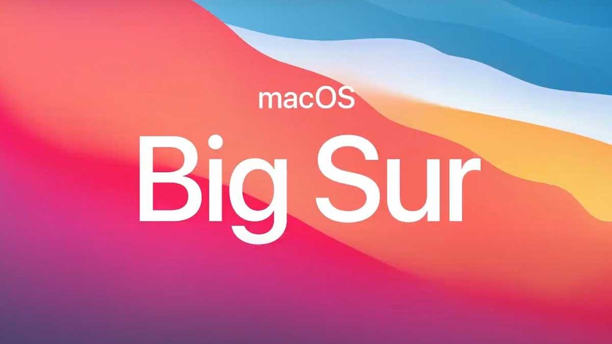 نظام التشغيل macOS Big Sur متاح الآن