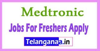 Medtronic Recruitment 2017 Jobs For Freshers Apply