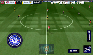 Download DLS Mod Chelsea v5.054 Apk