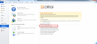 menghilngkan product activation failed di microsoft office 2014