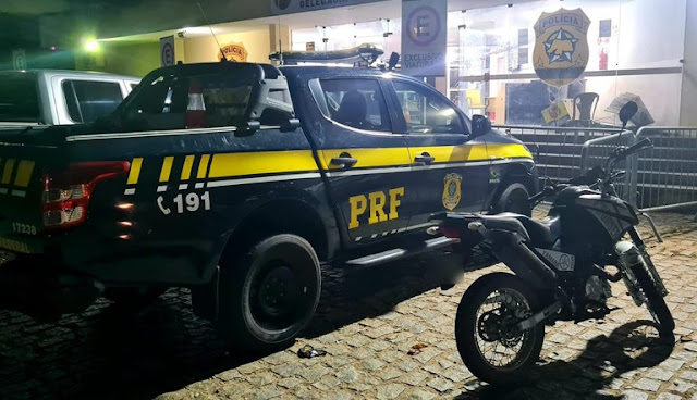 PRF prende cinco pessoas em cidades do Rio Grande do Norte