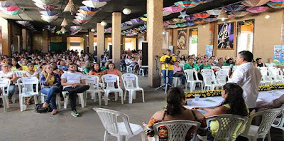 Sucesso na Edição 2016 da Jornada Pedagógica da Rede Municipal de Ensino de Amargosa.