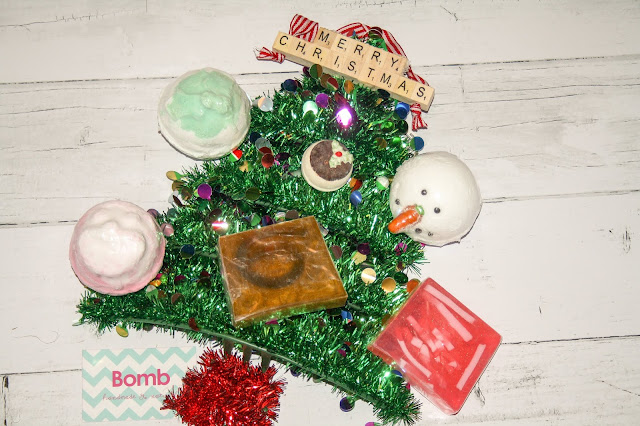 Find Me A Gift Christmas Guide feat. Bomb Cosmetics