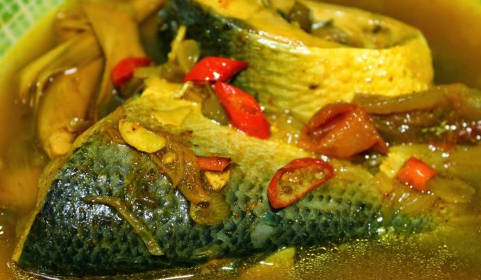 Resep Masakan Ikan Bandeng Garang Asem
