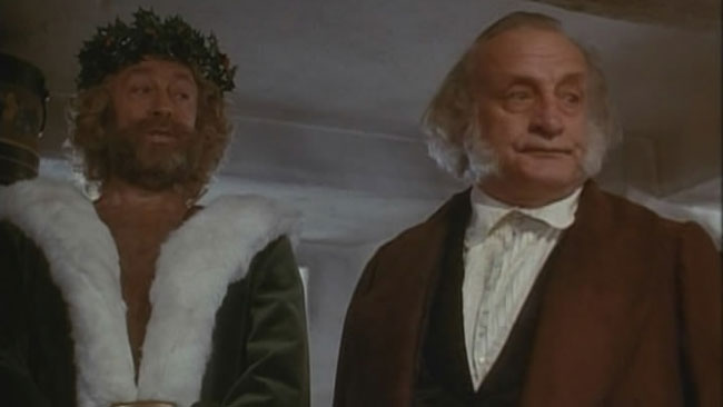 George C Scott A Christmas Carol.25 Reviews Of Christmas 1 George C Scott Shines In The