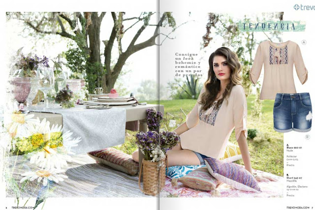 Catalogo Trevo castalia otoño invierno 2017 | moda