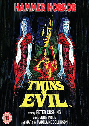 Twins Of Evil 1971 Dual Audio BRRip 480p 300Mb