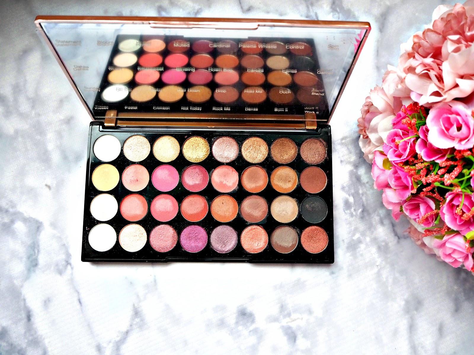 Makeup revolution flawless 3 vs 4
