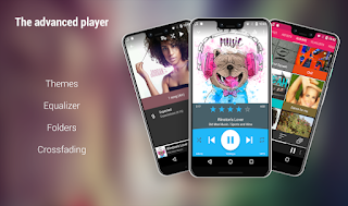 Rocket Music Player Premium v5.12.84 Paid Apk