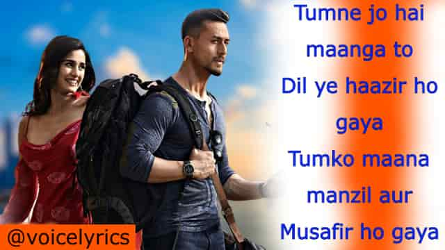 Lo Safar Shuru Ho Gaya Lyrics for status