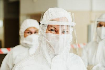 Penanganan luka saat pandemi covid 19