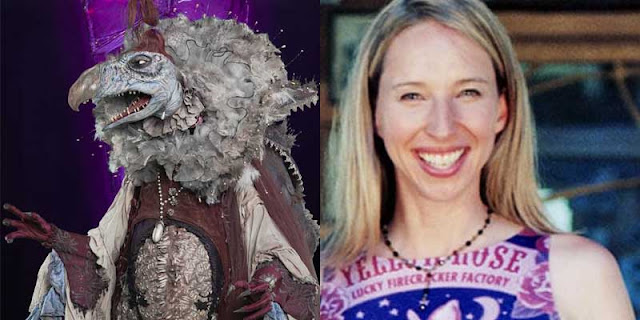 Alice Dinnean es El Diseñador en 'Cristal Oscuro: La era de la Resistencia'
