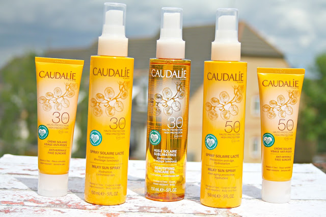 Caudalie Suncare Collection