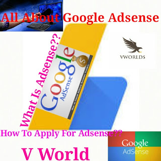 All About Google Adsense In Hindi