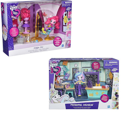 My Little Pony Equestria Girls Minis Scene Packs Wave 3 Amazon Pre-order