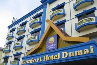 Lowongan Kerja Dumai : Comfort Hotel Oktober 2017